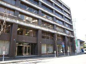 名古屋法律事務所(本部事務所)ビル外観